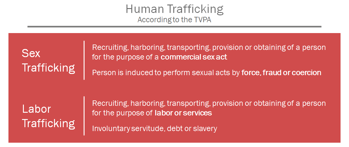 Define Human Trafficking